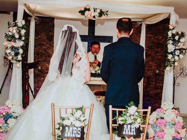 El matrimonio de Camilo y Gina  en Bogotá, Bogotá DC 25