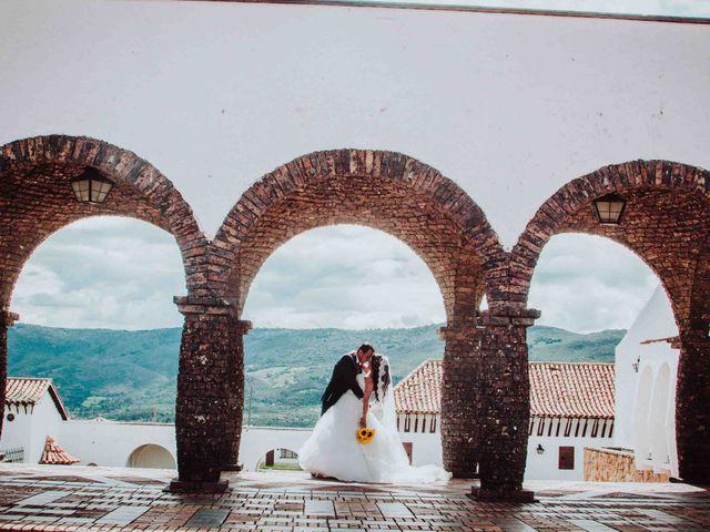 El matrimonio de Camilo y Gina  en Bogotá, Bogotá DC 28