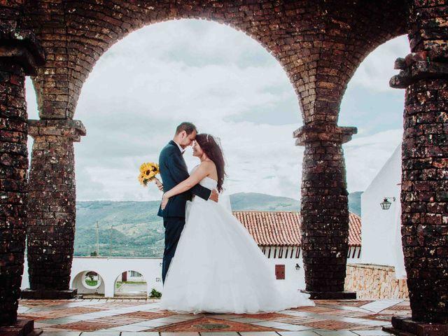 El matrimonio de Camilo y Gina  en Bogotá, Bogotá DC 29