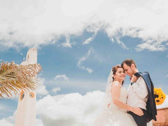 El matrimonio de Camilo y Gina  en Bogotá, Bogotá DC 30