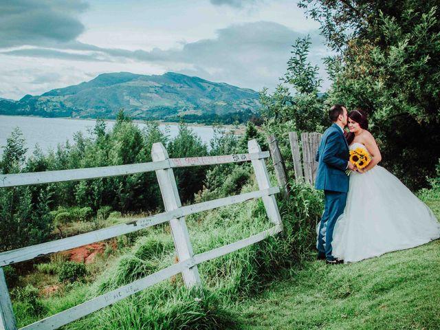 El matrimonio de Camilo y Gina  en Bogotá, Bogotá DC 2