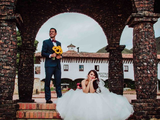 El matrimonio de Camilo y Gina  en Bogotá, Bogotá DC 38