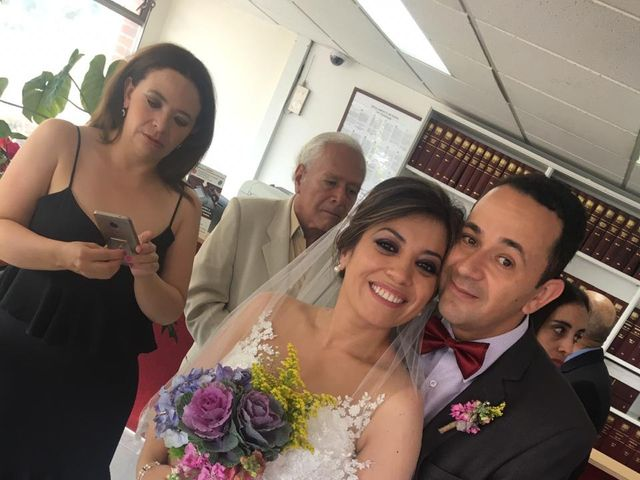El matrimonio de Camilo y Liliana en Bogotá, Bogotá DC 14