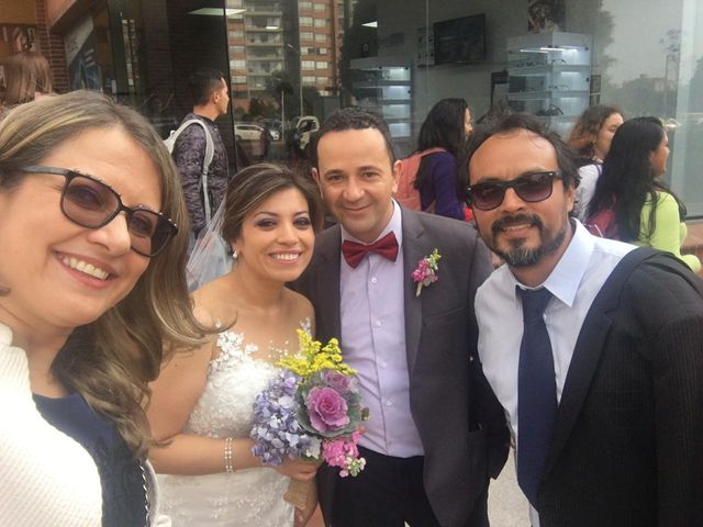 El matrimonio de Camilo y Liliana en Bogotá, Bogotá DC 27
