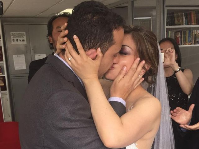 El matrimonio de Camilo y Liliana en Bogotá, Bogotá DC 32