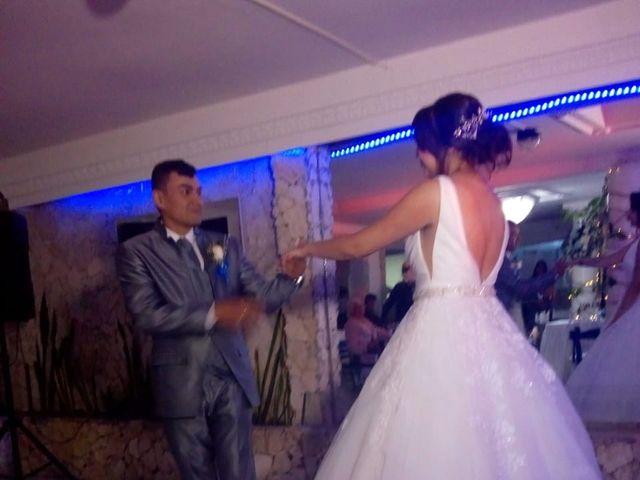 El matrimonio de Tatiana  y Johnatan