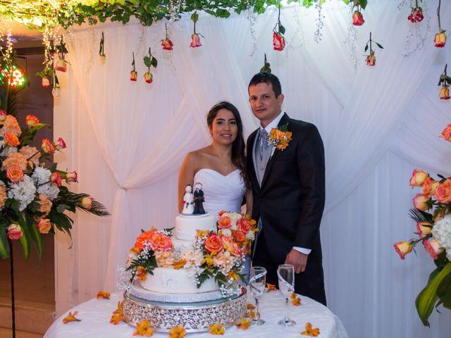 El matrimonio de Carlos y Paola en Cali, Valle del Cauca 13