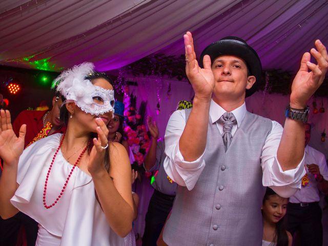 El matrimonio de Carlos y Paola en Cali, Valle del Cauca 19