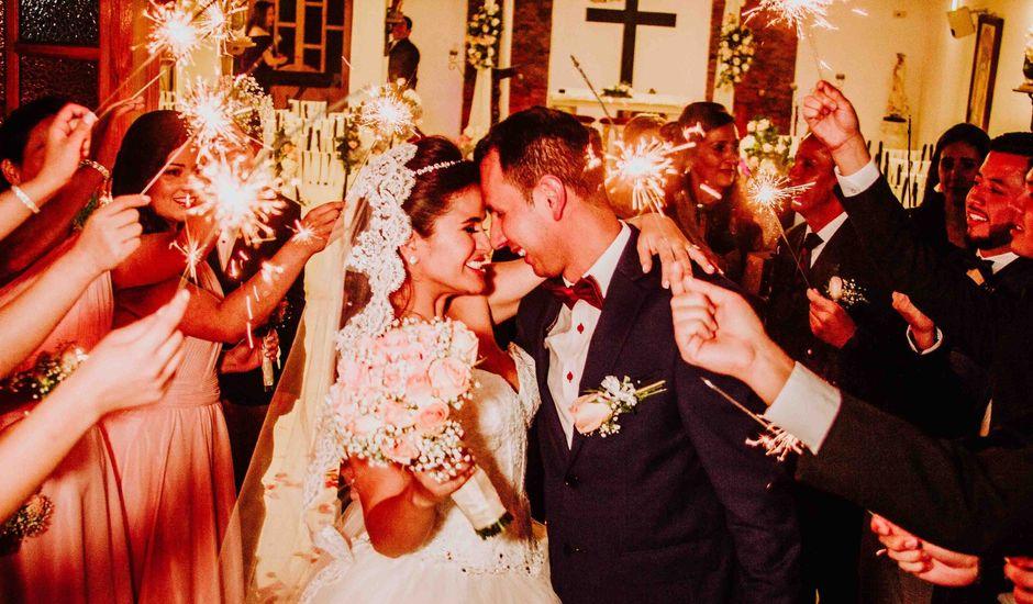 El matrimonio de Camilo y Gina  en Bogotá, Bogotá DC