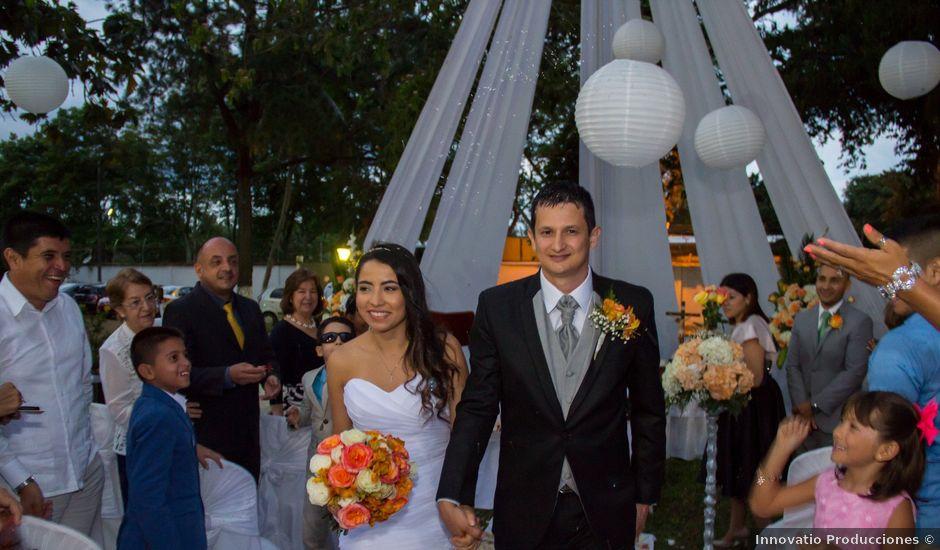 El matrimonio de Carlos y Paola en Cali, Valle del Cauca
