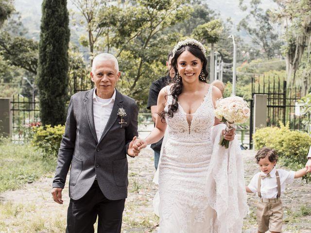 El matrimonio de Jonathan y Daniela en Copacabana, Antioquia 29
