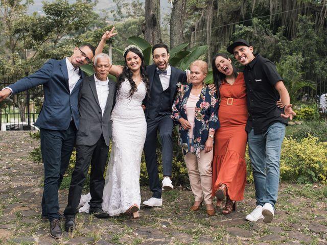 El matrimonio de Jonathan y Daniela en Copacabana, Antioquia 41