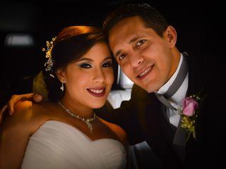 El matrimonio de Lorena y Jorge