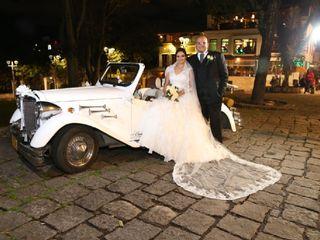 El matrimonio de Jennifer y  Javier 3