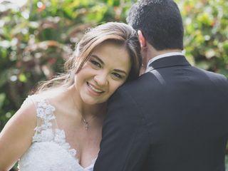 El matrimonio de Nydia y Juan Fra