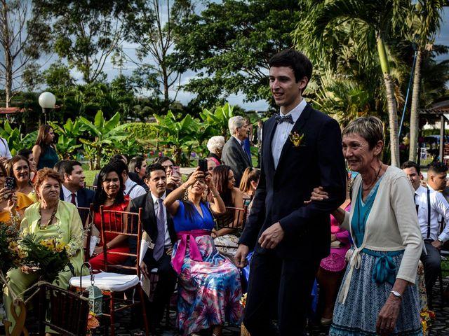 El matrimonio de Mathieu y Luisa en Cali, Valle del Cauca 11