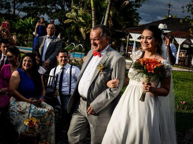 El matrimonio de Mathieu y Luisa en Cali, Valle del Cauca 13
