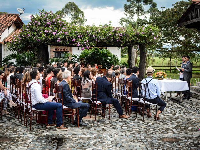 El matrimonio de Mathieu y Luisa en Cali, Valle del Cauca 16