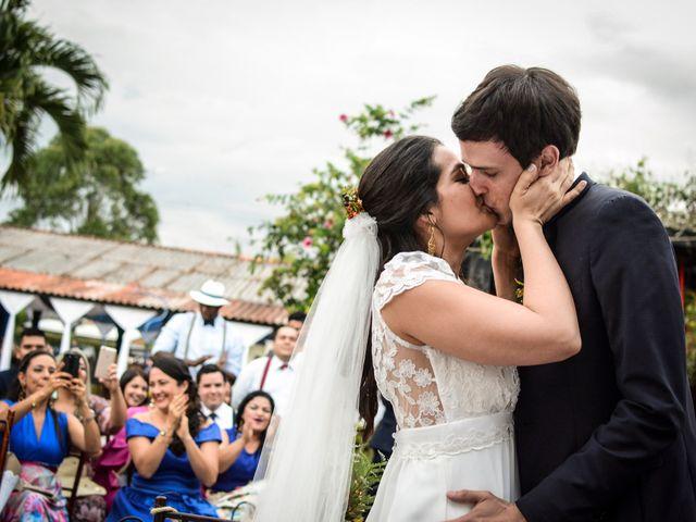 El matrimonio de Mathieu y Luisa en Cali, Valle del Cauca 18