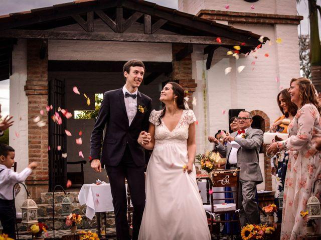 El matrimonio de Mathieu y Luisa en Cali, Valle del Cauca 2