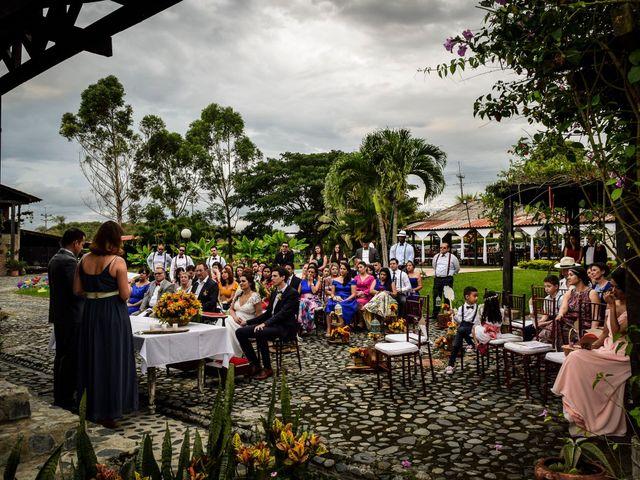 El matrimonio de Mathieu y Luisa en Cali, Valle del Cauca 29