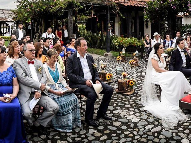El matrimonio de Mathieu y Luisa en Cali, Valle del Cauca 30