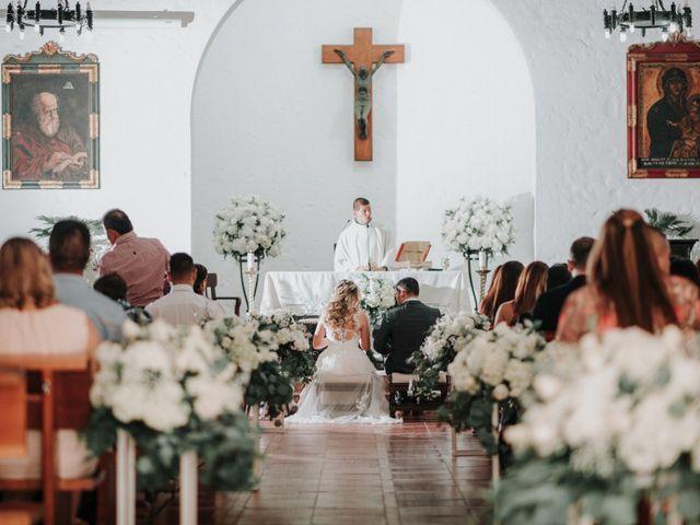 El matrimonio de John y Ledy en Medellín, Antioquia 10
