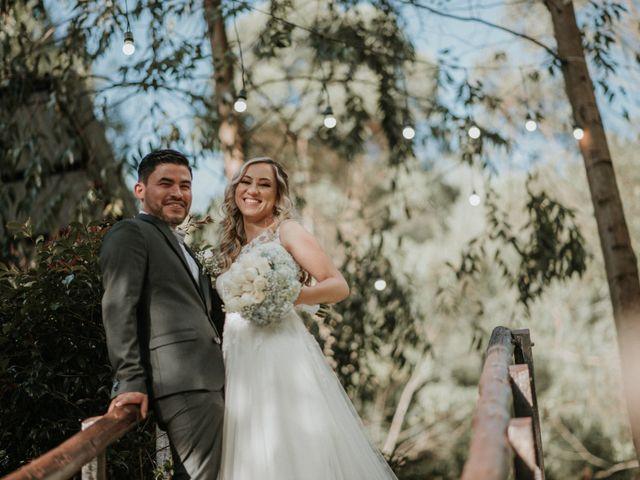 El matrimonio de Ledy y John