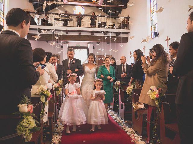 El matrimonio de Juan Fra y Nydia en Bogotá, Bogotá DC 13