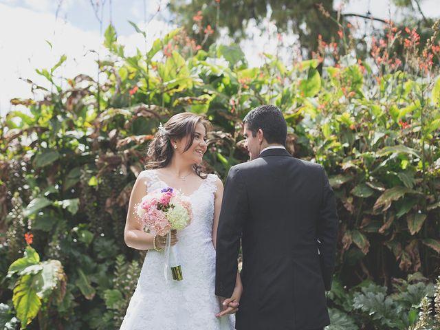 El matrimonio de Juan Fra y Nydia en Bogotá, Bogotá DC 1