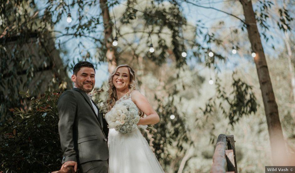 El matrimonio de John y Ledy en Medellín, Antioquia