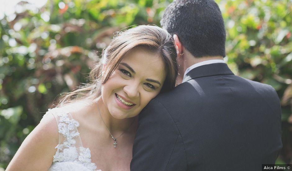 El matrimonio de Juan Fra y Nydia en Bogotá, Bogotá DC