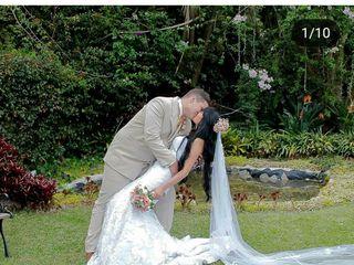 El matrimonio de Valentina y Carlos Andrés  1
