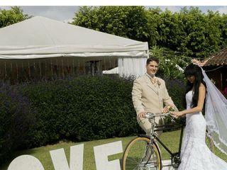 El matrimonio de Valentina y Carlos Andrés  2