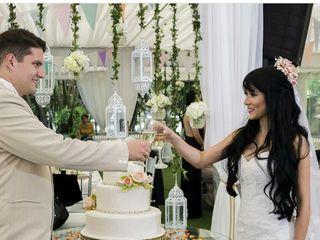 El matrimonio de Valentina y Carlos Andrés