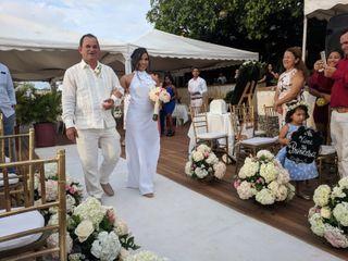 El matrimonio de Alejandra  y Francis  3