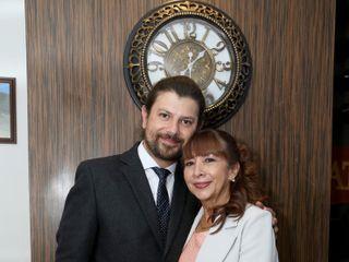 El matrimonio de Andrea y Julian 1