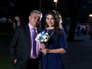 El matrimonio de Andrea y Julian 3
