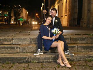 El matrimonio de Andrea y Julian