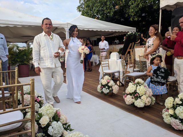 El matrimonio de Francis  y Alejandra  en Cartagena, Bolívar 4