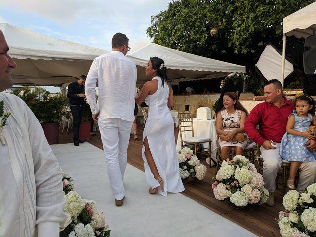 El matrimonio de Francis  y Alejandra  en Cartagena, Bolívar 5