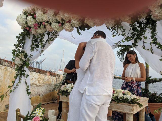 El matrimonio de Francis  y Alejandra  en Cartagena, Bolívar 6