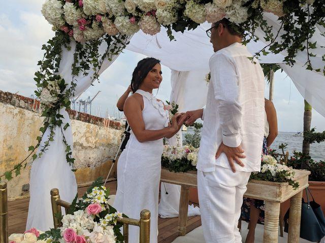 El matrimonio de Alejandra  y Francis