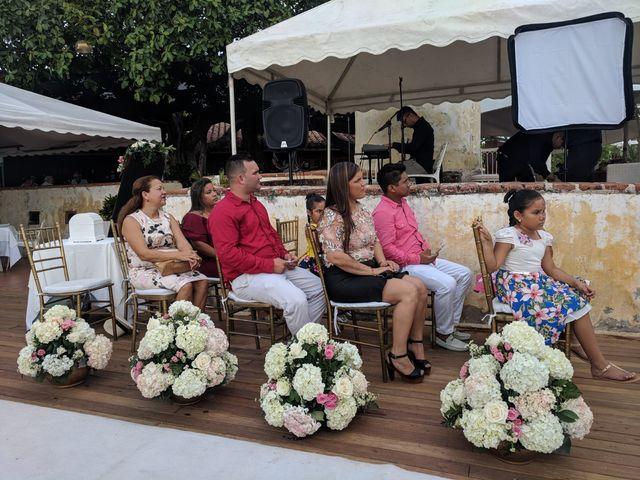 El matrimonio de Francis  y Alejandra  en Cartagena, Bolívar 8