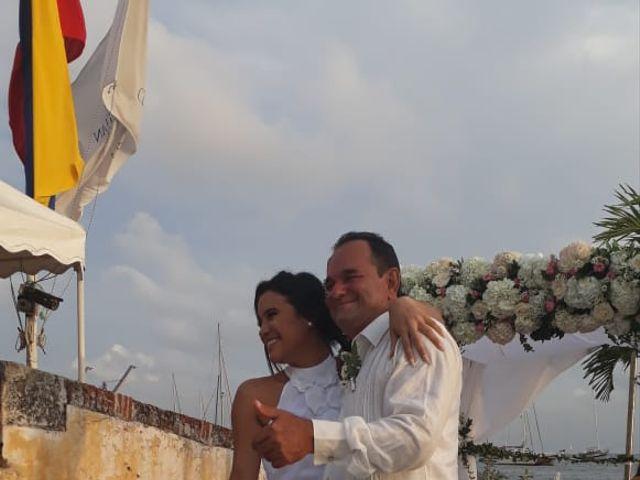 El matrimonio de Francis  y Alejandra  en Cartagena, Bolívar 9