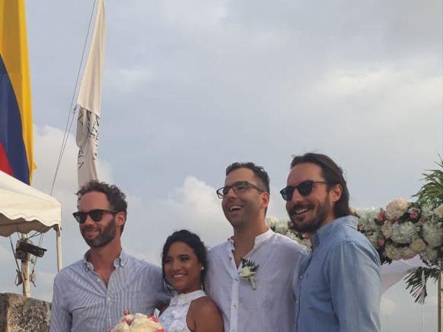 El matrimonio de Francis  y Alejandra  en Cartagena, Bolívar 10