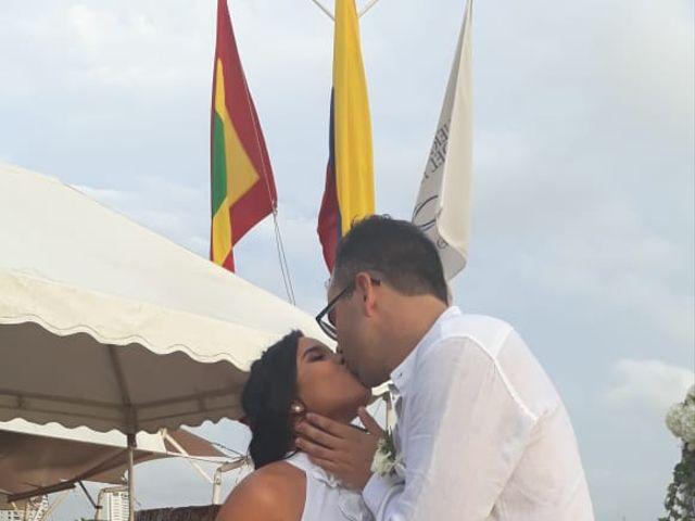 El matrimonio de Francis  y Alejandra  en Cartagena, Bolívar 11