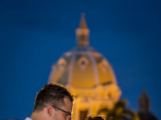 El matrimonio de Francis  y Alejandra  en Cartagena, Bolívar 14