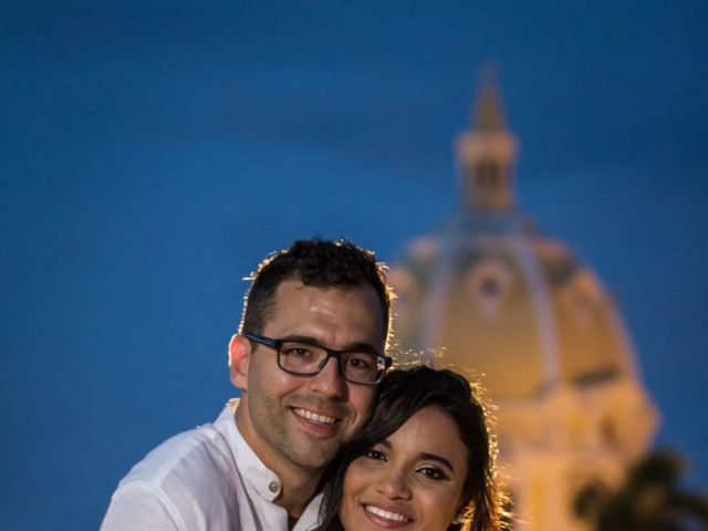 El matrimonio de Francis  y Alejandra  en Cartagena, Bolívar 15