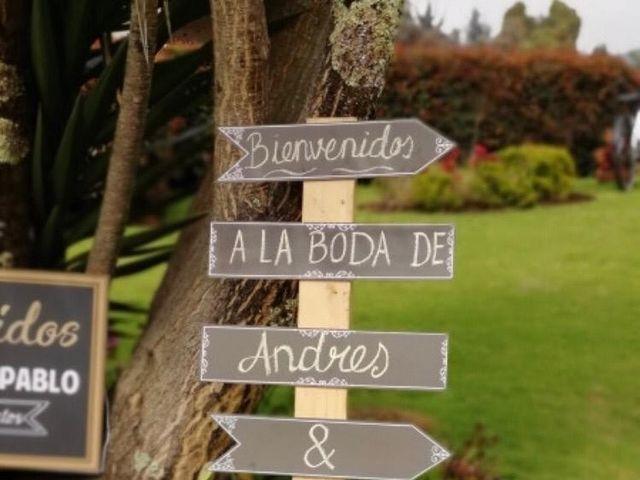 El matrimonio de Andrés y Andrea en Subachoque, Cundinamarca 5